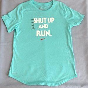 Nike Swoosh Running Shirt
